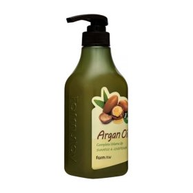 Шампунь-кондиционер для волос FarmStay Argan Oil Complete Volume Up Shampoo & Conditioner