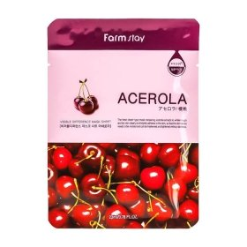 Тканевая маска FarmStay Visible Difference Mask Sheet Acerola