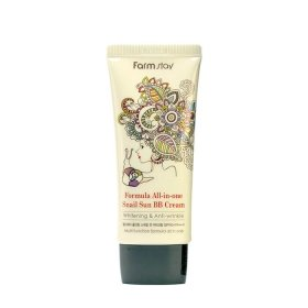 ВВ крем FarmStay All-In One Snail Sun BB Cream