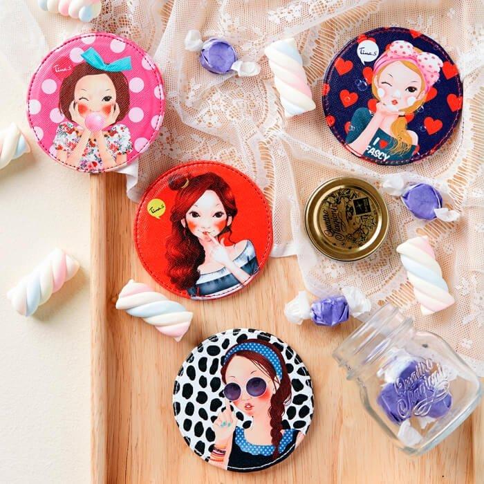 Компактное зеркало Fascy Pungseon Tina Pocket Mirror