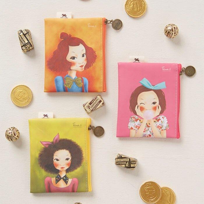 Косметичка Fascy Bbogeul Tina Mini Pocket Pouch