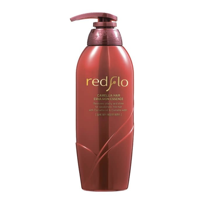 Эссенция для волос Flor de Man Redflo Camellia Hair Emulsion Essence