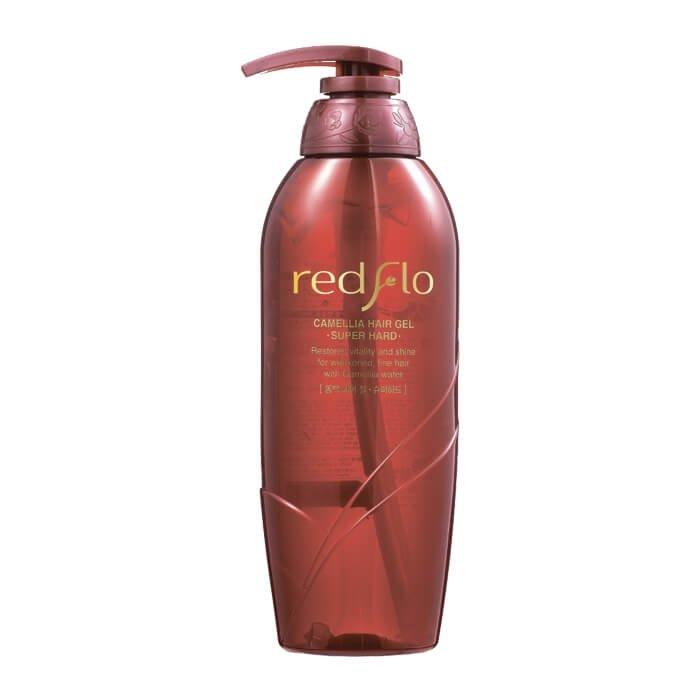 Гель для волос Flor de Man Redflo Camellia Hair Gel - Super Hard