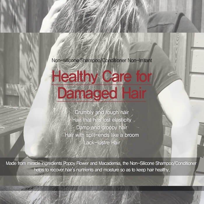 Кондиционер для волос Flor de Man Healax Hair Conditioner