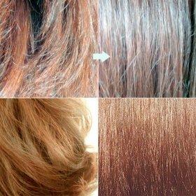 Крем для волос Man with Flowers Hair Coating Straight Cream