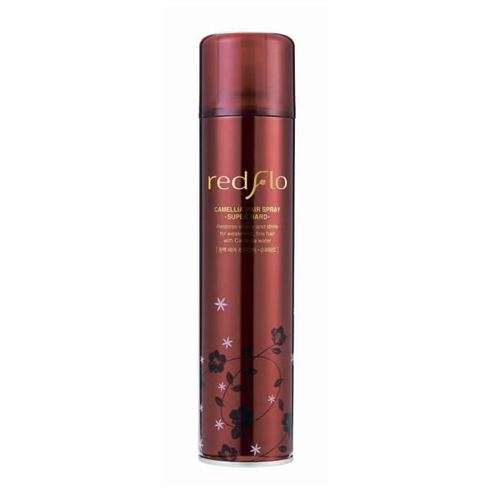 Лак для волос Flor de Man Redflo Camellia Hair Spray - Super Hard
