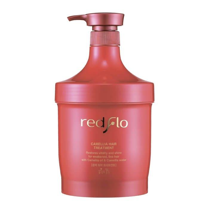 Маска для волос Flor de Man Redflo Camellia Hair Treatment