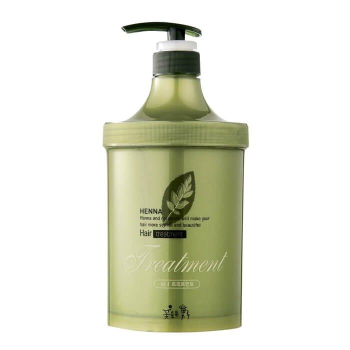 Маска для волос Flor de Man Henna Hair Treatment Pack