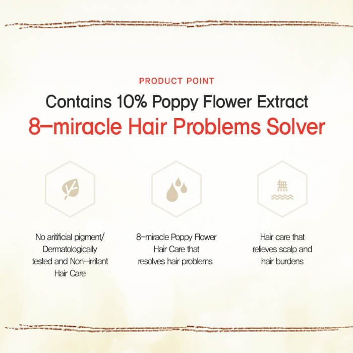 Шампунь для волос Flor de Man Healax Hair Shampoo
