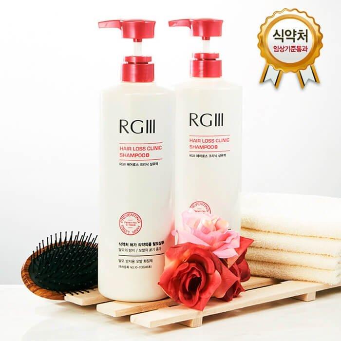 Шампунь для волос Flor de Man RG3 Hair Loss Clinic Shampoo