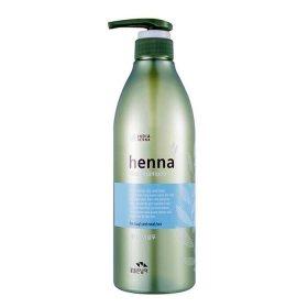 Шампунь для волос Man with Flowers Henna Hair Shampoo