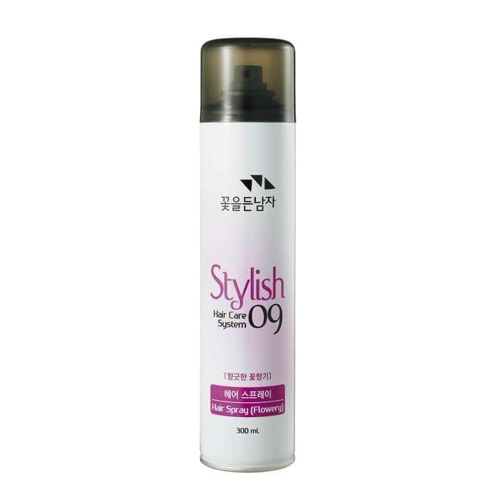 Спрей для волос Man with Flowers Hair Care System Stylish 09 Hair Spray - Frangrantly Flower