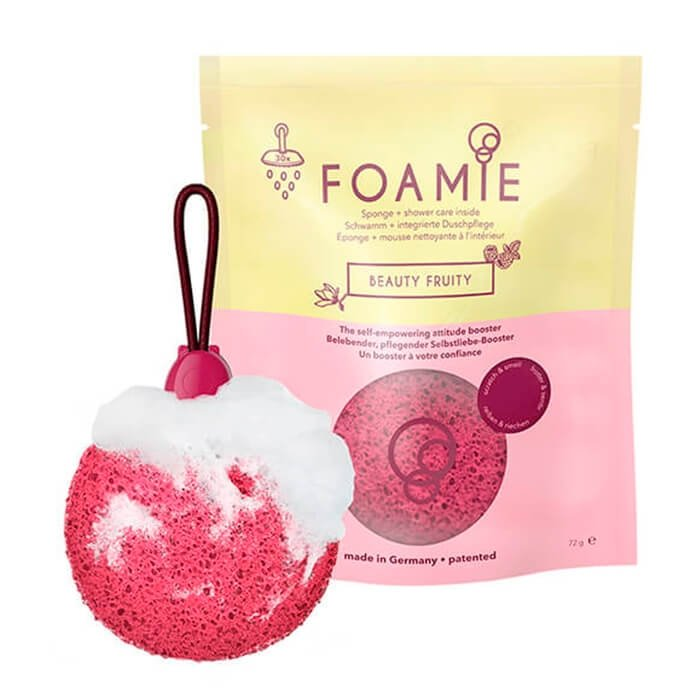 Губка для душа Foamie Beauty Fruity
