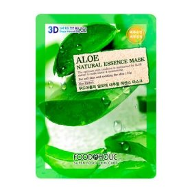3D Маска для лица FoodaHolic Aloe Natural Essence 3D Mask