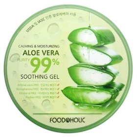 Гель с алоэ FoodaHolic Calming & Moisturizing Aloe Vera Soothing Gel