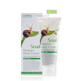 Крем для рук FoodaHolic Snail Moisture Hand Cream