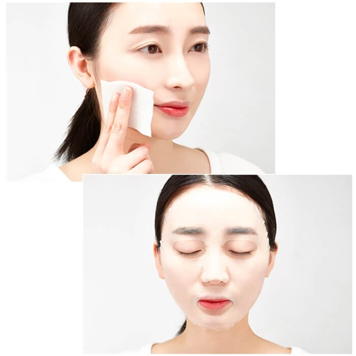 Тканевая маска Frienvita Re-New Filtering Mask