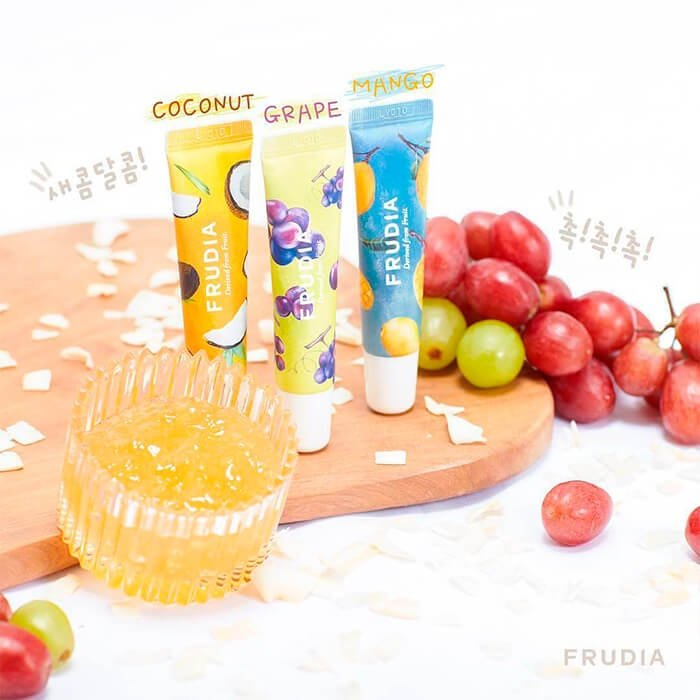 Эссенция для губ Frudia Grape Honey Chu Lip Essence