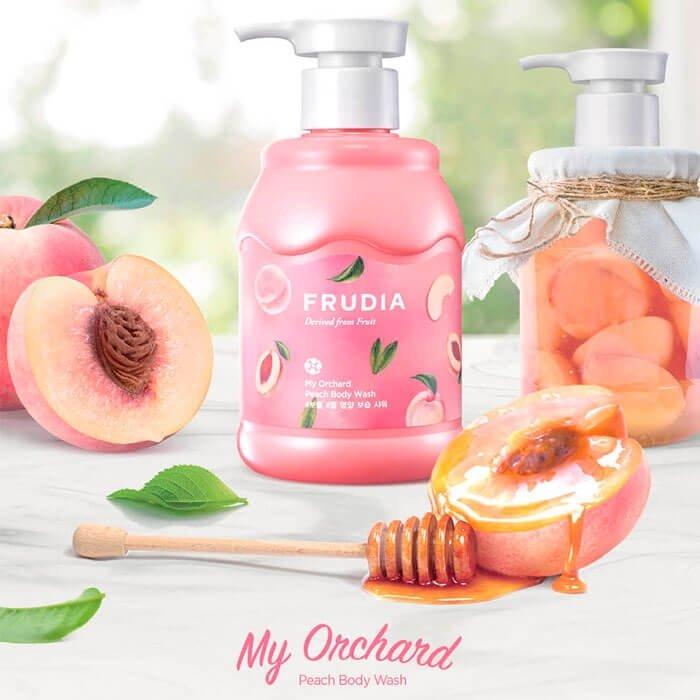 Гель для душа Frudia My Orchard Peach Body Wash