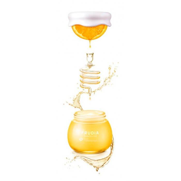 Крем для лица Frudia Citrus Brightening Cream