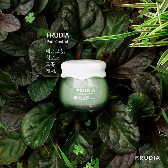 Крем для лица Frudia Green Grape Pore Control Cream