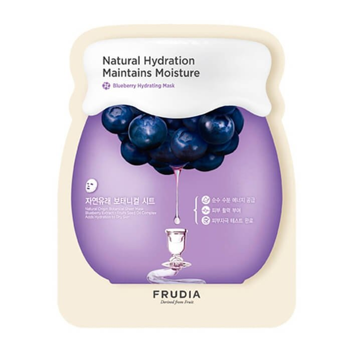 Тканевая маска Frudia Blueberry Hydrating Mask