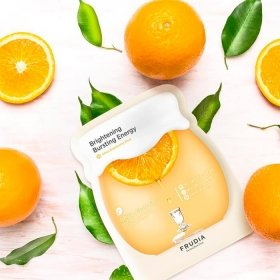 Тканевая маска Frudia Citrus Brightening Mask