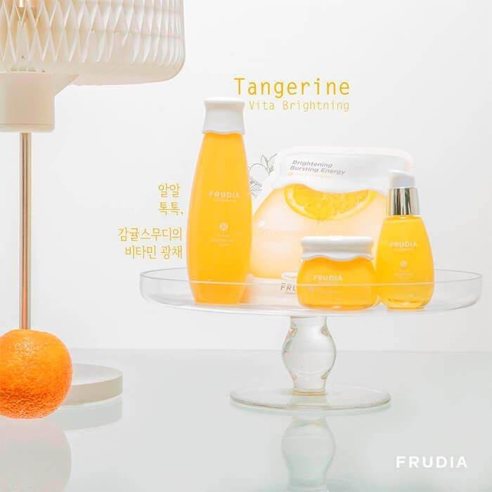 Тканевая маска Frudia Citrus Brightening Mask