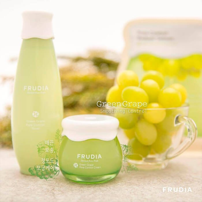 Сыворотка для лица Frudia Green Grape Pore Control Serum