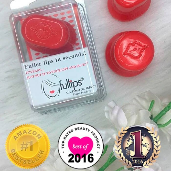Плампер для губ Fullips Lip Enhancer - Small Oval