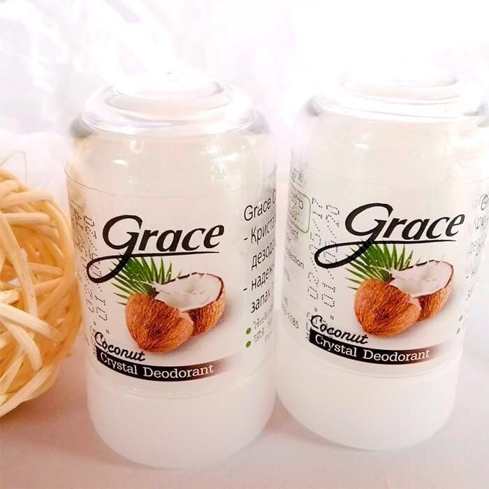 Дезодорант стик Grace Crystal Deodorant - Coconut