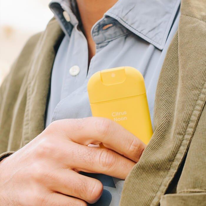 Дезинфицирующий спрей для рук Haan Hand Sanitizer Citrus Noon
