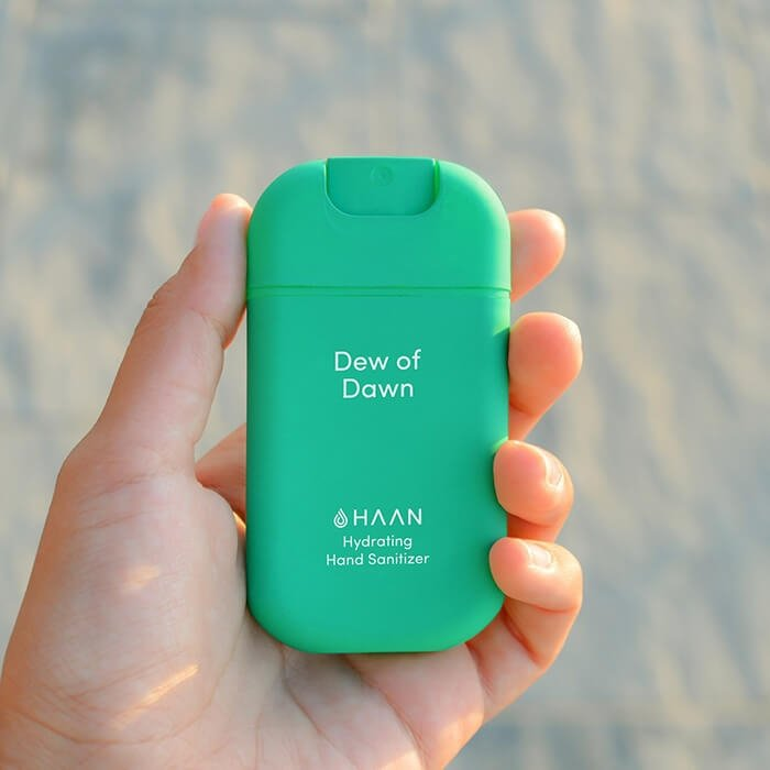 Дезинфицирующий спрей для рук Haan Hand Sanitizer Dew of Dawn