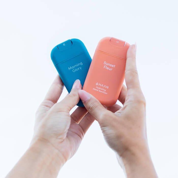 Дезинфицирующий спрей для рук Haan Hand Sanitizer Sunset Fleur