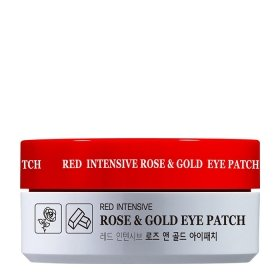 Патчи для век HANIxHANI Red Intensive Rose & Gold Eye Patch