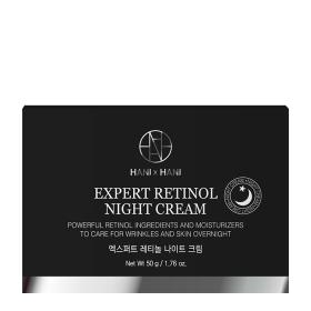 Крем для лица HANIxHANI Expert Retinol Night Cream