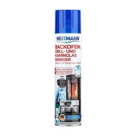 Чистящее средство Heitmann Backofen Grill und Kaminglasreiniger