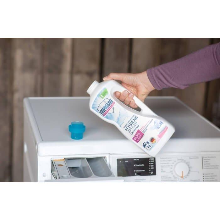 Ополаскиватель для белья Heitmann Hygiene Spuler Universal