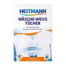 Отбеливатель для белья Heitmann Wasche-Weiss Tucher