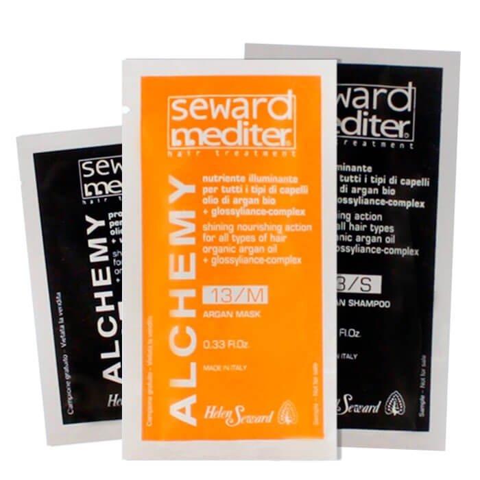 Набор пробников Helen Seward Alchemy Argan Samples