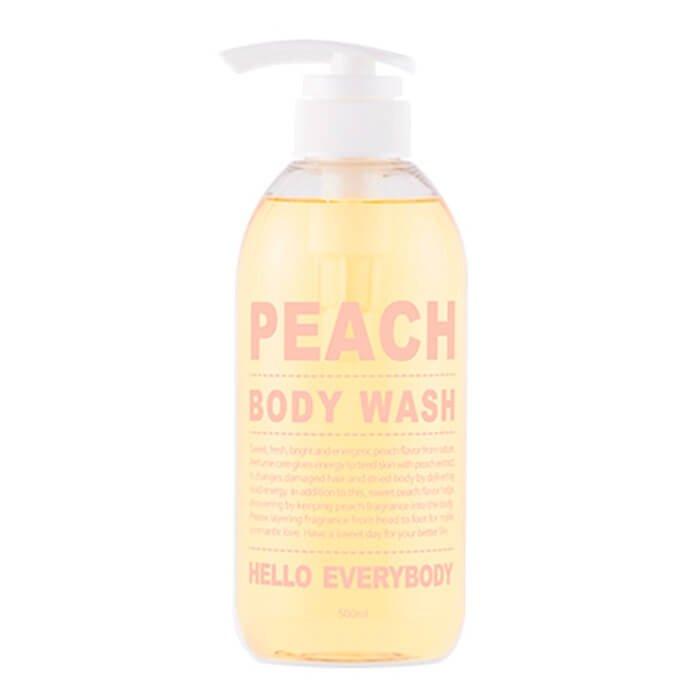 Гель для душа Hello Everybody Nature Holic Peach Body Wash