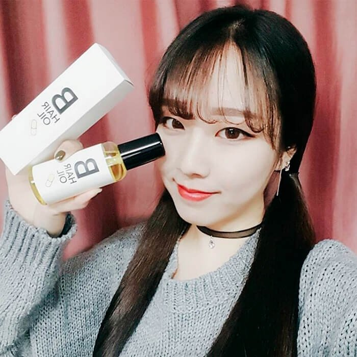 Масло для волос Hello Everybody Biotin Hair Oil