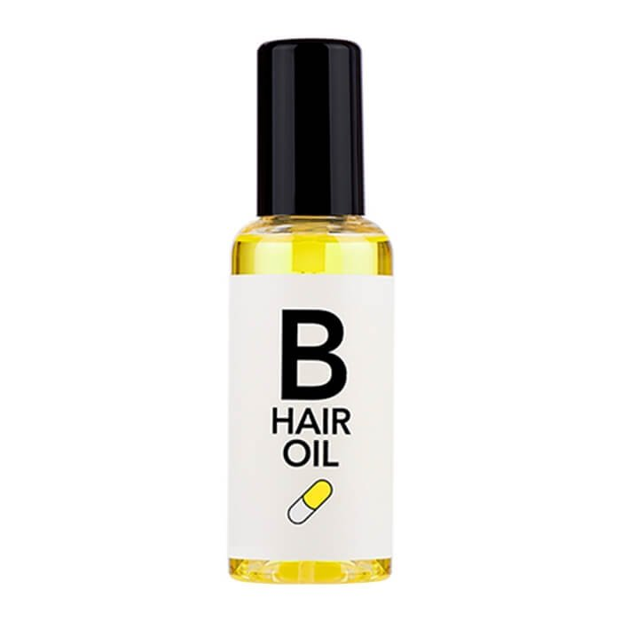 Масло для волос Hello Everybody Biotin Hair Oil
