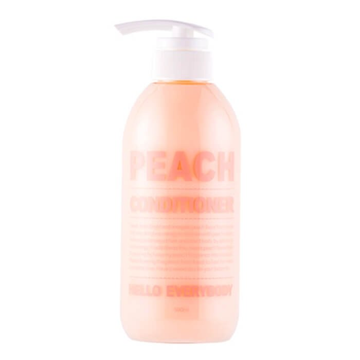 Кондиционер для волос Hello Everybody Peach Moisture Conditioner
