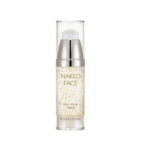 Праймер-сыворотка для лица Holika Holika Naked Face Gold Primer