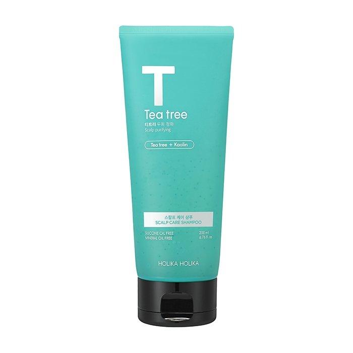 Шампунь-маска для волос Holika Holika Tea Tree Scalp Care Shampoo