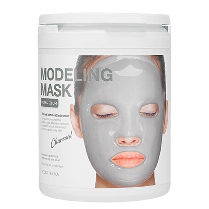 Альгинатная маска Holika Holika Modeling Mask - Charcoal