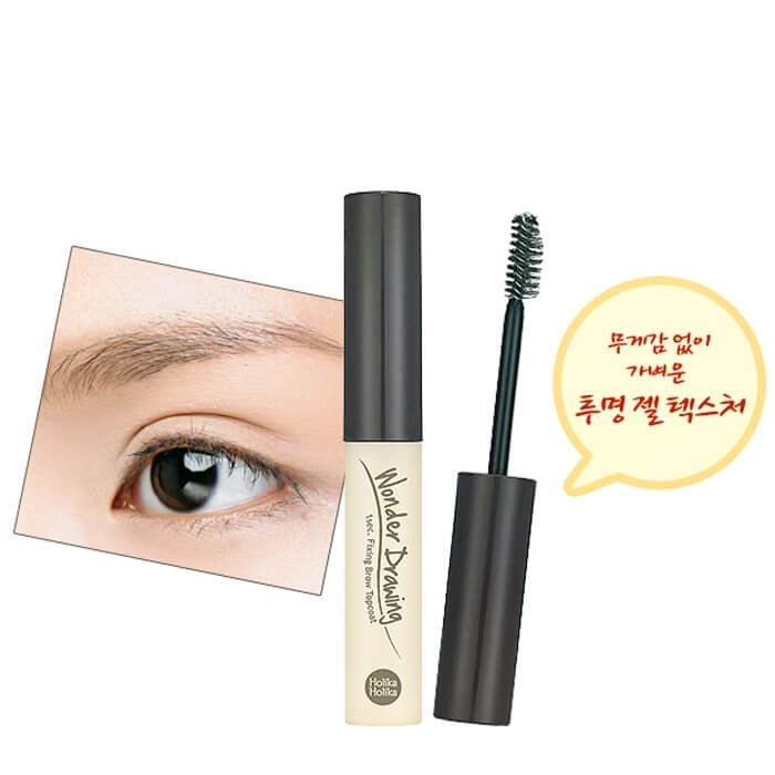 База для бровей Holika Holika Wonder Drawing 1 sec. Fixing Brow Top Coat