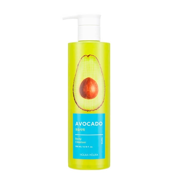 Гель для душа Holika Holika Avocado Body Cleanser