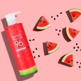 Гель с арбузом Holika Holika Water Melon 96% Soothing Gel
